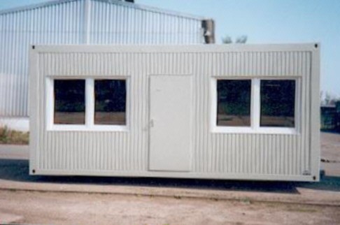 b rocontainer b roanlagen aufenthaltscontainer container neu kaufen wohncontainer und. Black Bedroom Furniture Sets. Home Design Ideas